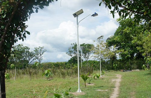 L mparas led de alta intensidad iluminaci n led for Iluminacion solar para exterior